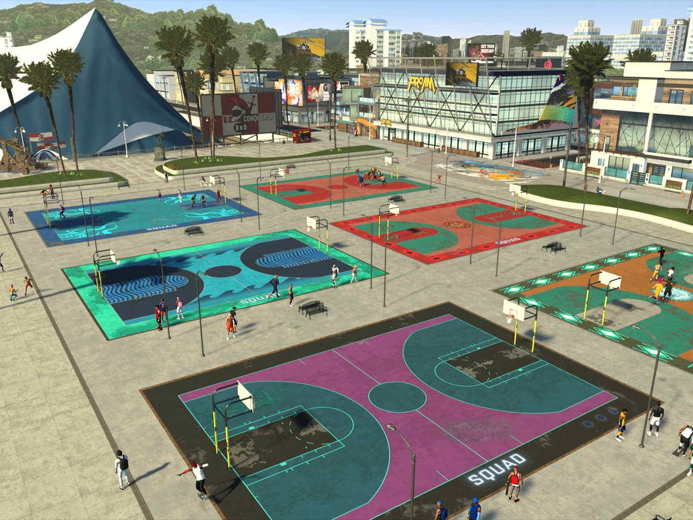 Nba 2k21 S Latest Patch Shores Up Shooting Other Community Requests Polygon