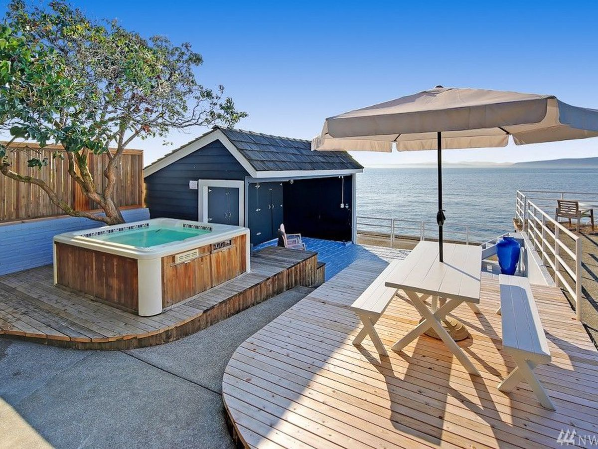 the washington waterfront home tour 10 homes worth seeing