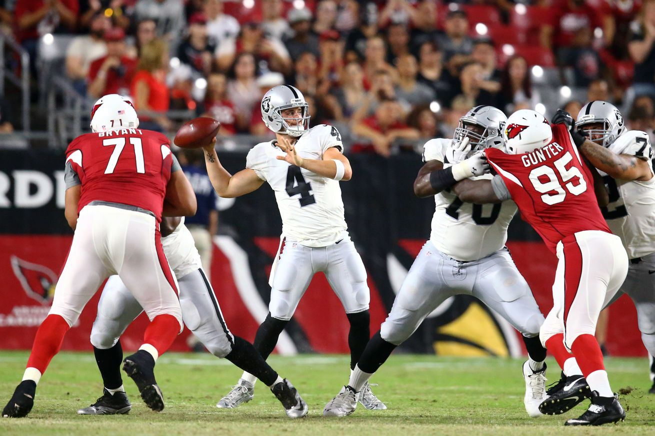 Derek Carr contract shows the quarterback tax will always get you