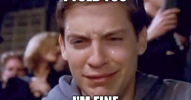 Monday Memes 9/17: I'm Not Crying, You're Crying - AZ ...