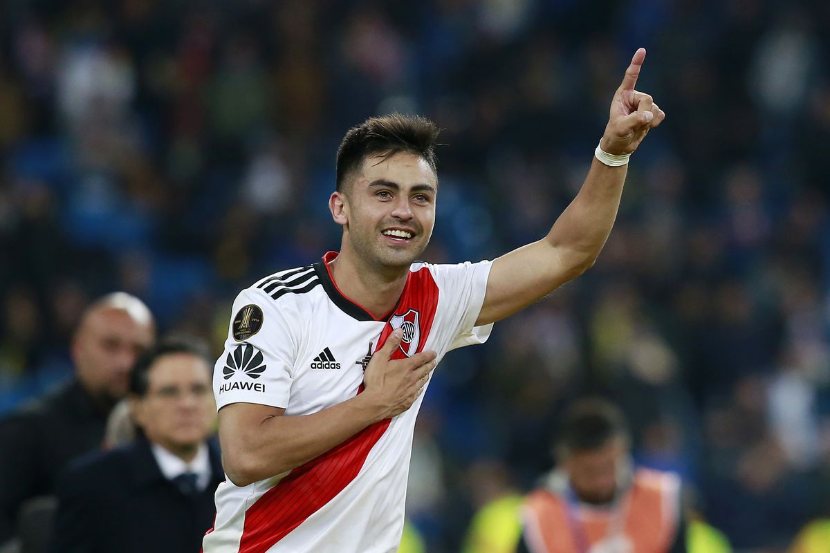 3ae57ea14 Pity Martinez named 2018 South American Player of the Year - Dirty ...