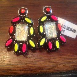Lulu Frost earrings, $104