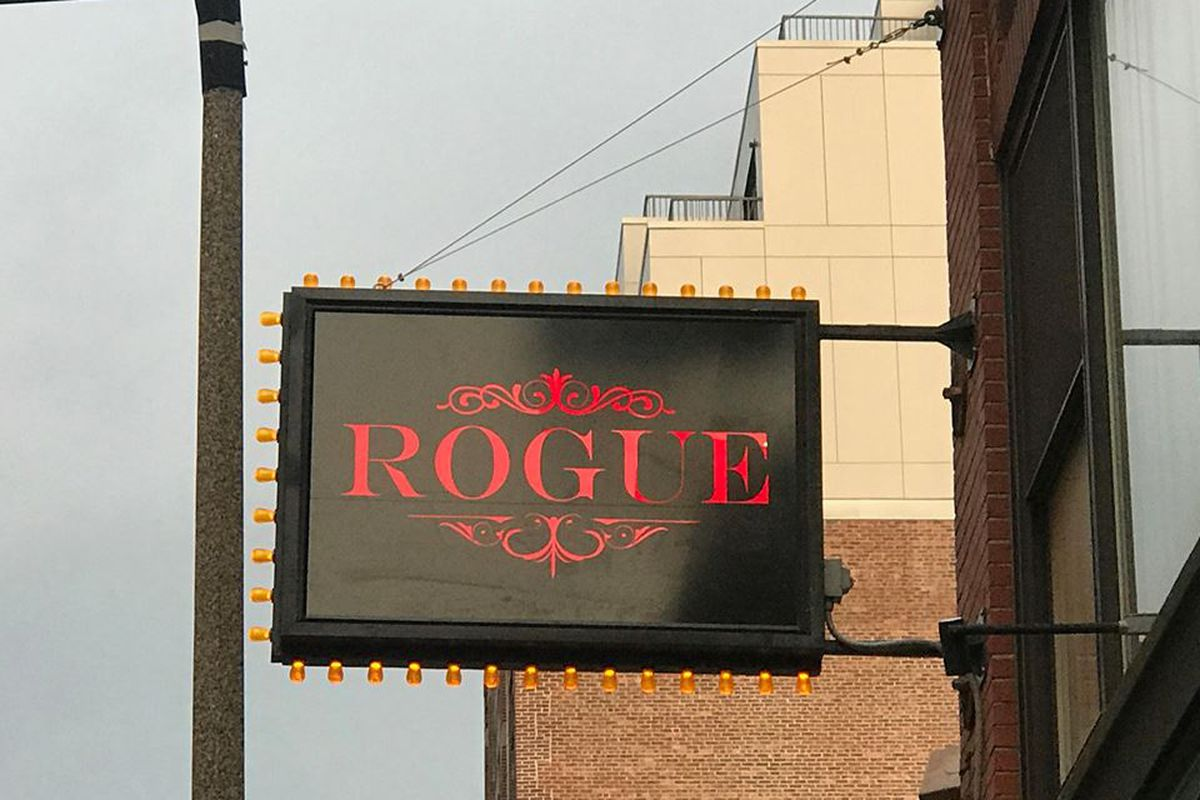 Rogue Lounge Grandly Opens In The West End With Sushi