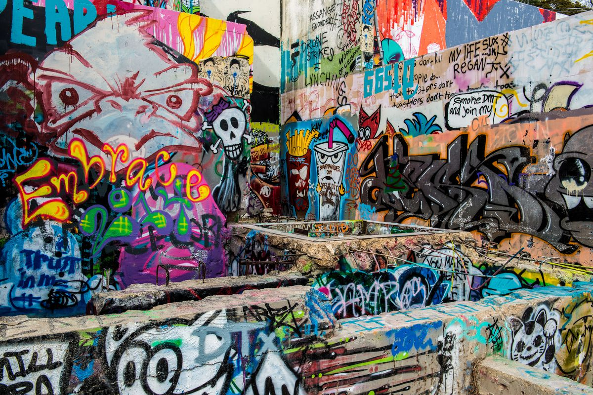 Austin S Graffiti Park Demolition Approved For