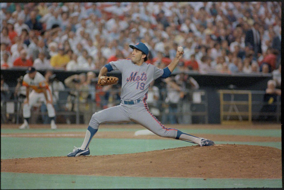 Bob Ojeda Pitching