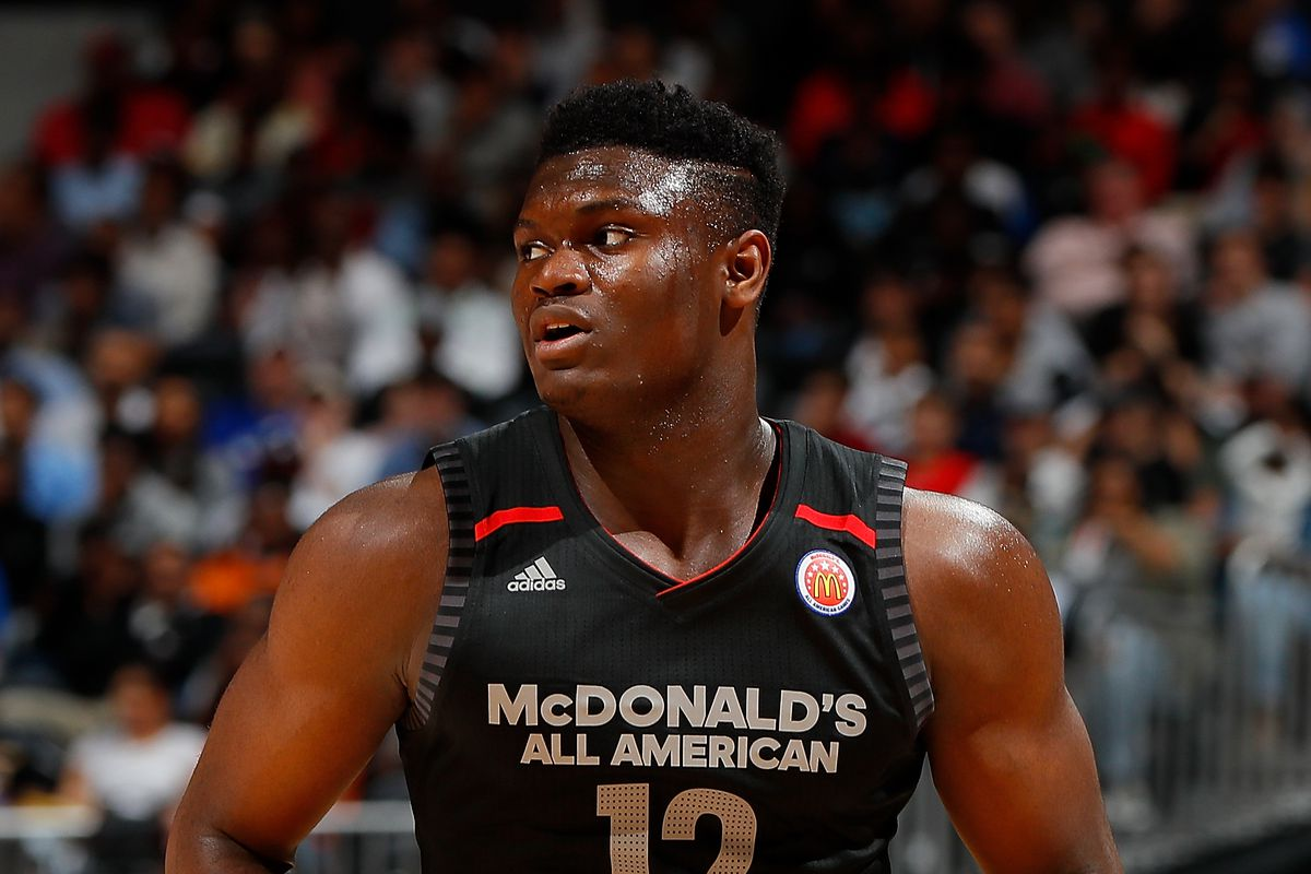 Zion Williamson Update  He s In A Cast - Duke Basketball Report f4c27279d