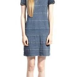 """<a href=""""http://www.marcjacobs.com/marc-jacobs/womens/ss12-and-re12-ready-to-wear/w51120551/daisy-panel-t-shirt-dress"""">Daisy Panel T-Shirt Dress</a>, $537 (was $825)"""