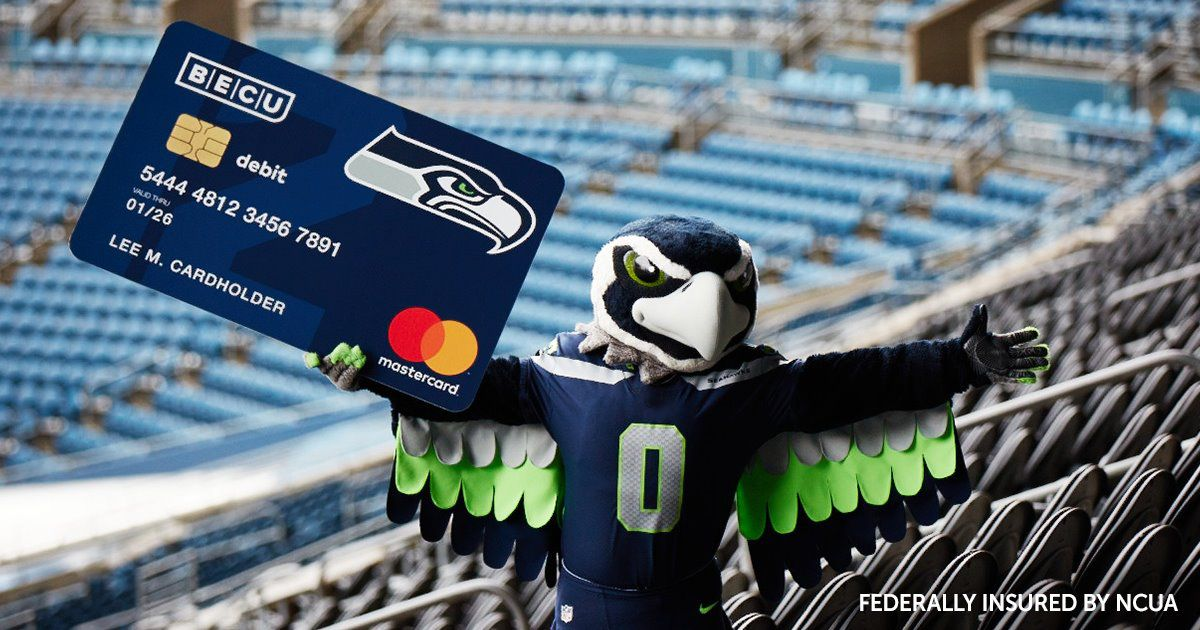 The Seahawks are maxing out their credit card(s)
