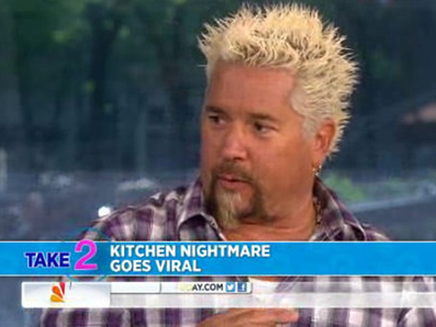 Guy Fieri Boldly Chimes in on the Crazy Kitchen Nightmares ...