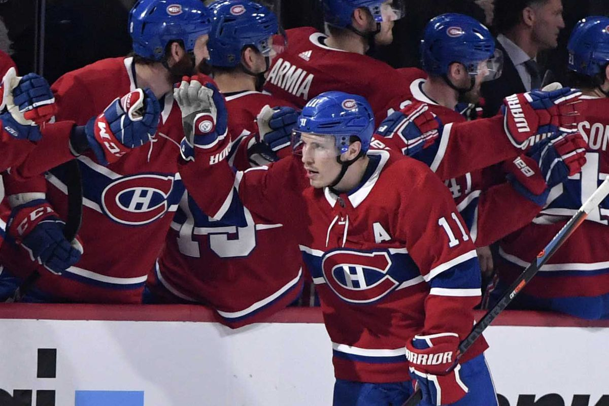 Canadiens vs. Sabres Top Six Minutes: Taking care of business