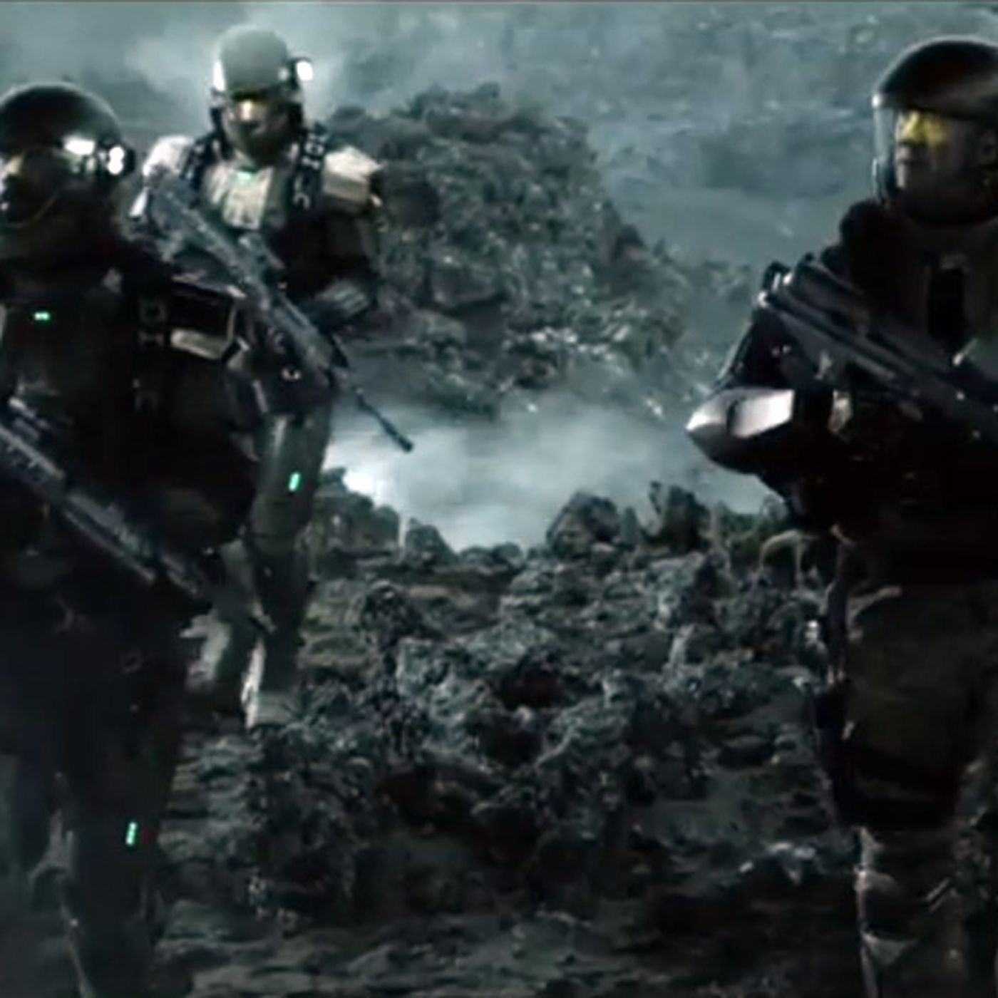 Watch The First Footage Of Halo Nightfall Polygon