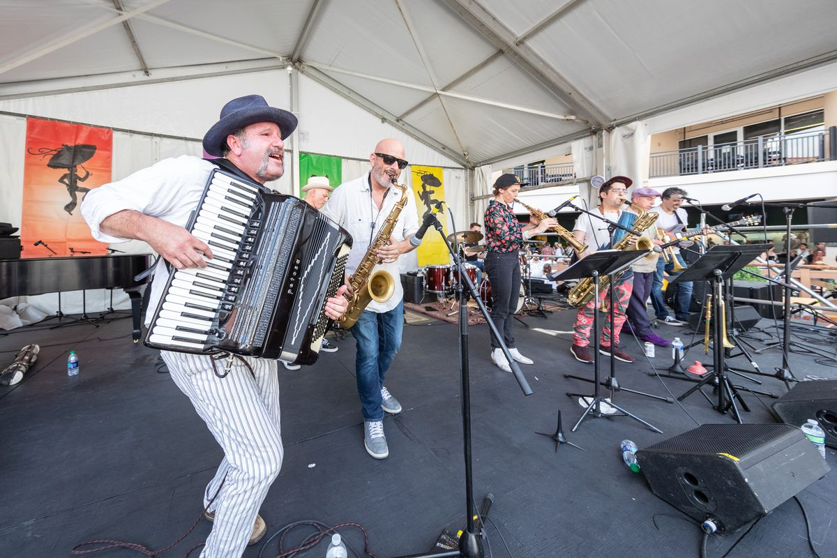 2018 New Orleans Jazz & Heritage Festival - Day 2