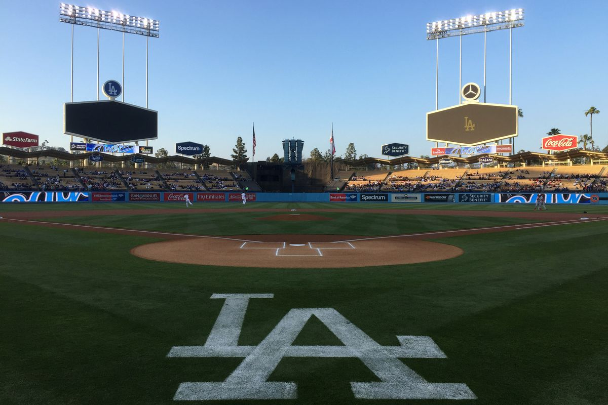 Dodgers Reportedly Trying to Sell Naming Rights on Field at Dodger Stadium