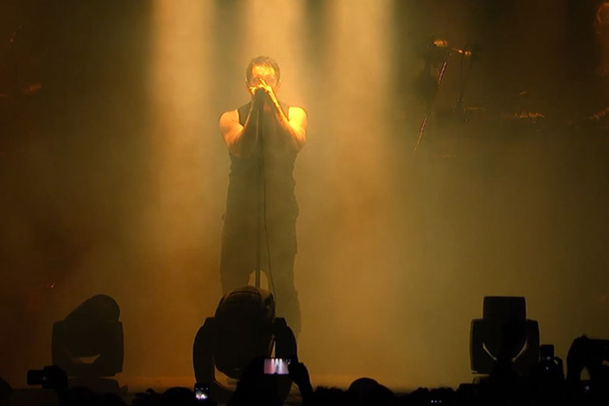 Watch Nine Inch Nails\' latest concert ahead of the DVD release next ...