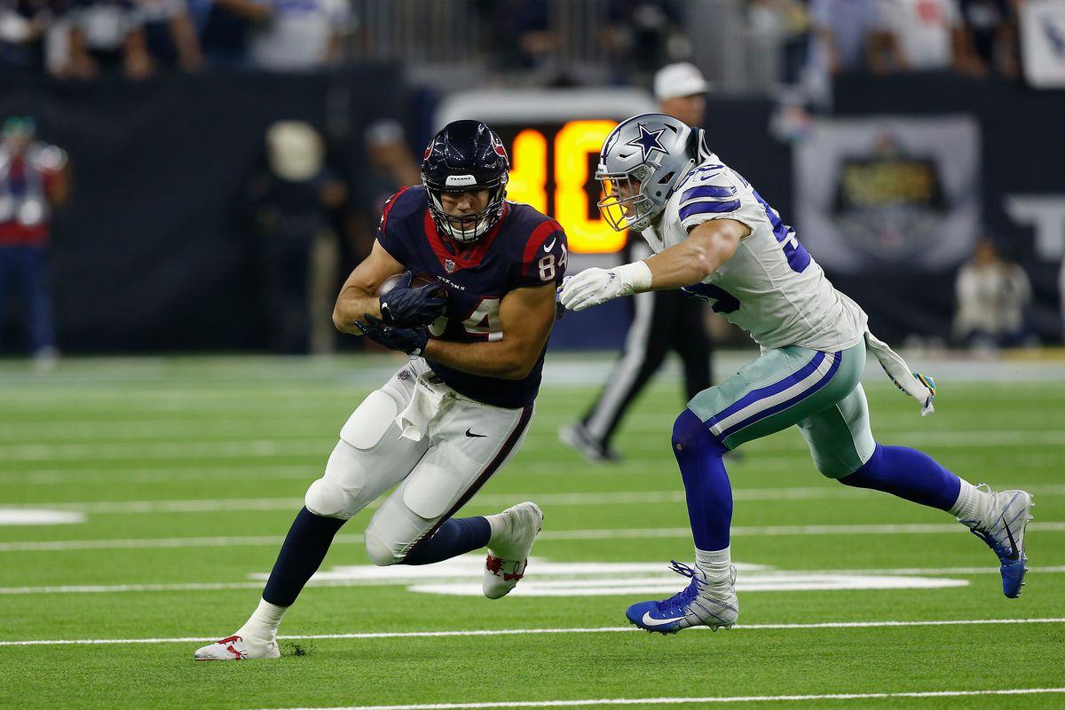 8929a306 Dallas Cowboys drop game to Houston Texans in overtime 19-16 ...