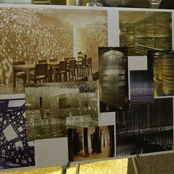Super Potato showed some of the renderings from Bacchanal Buffet.