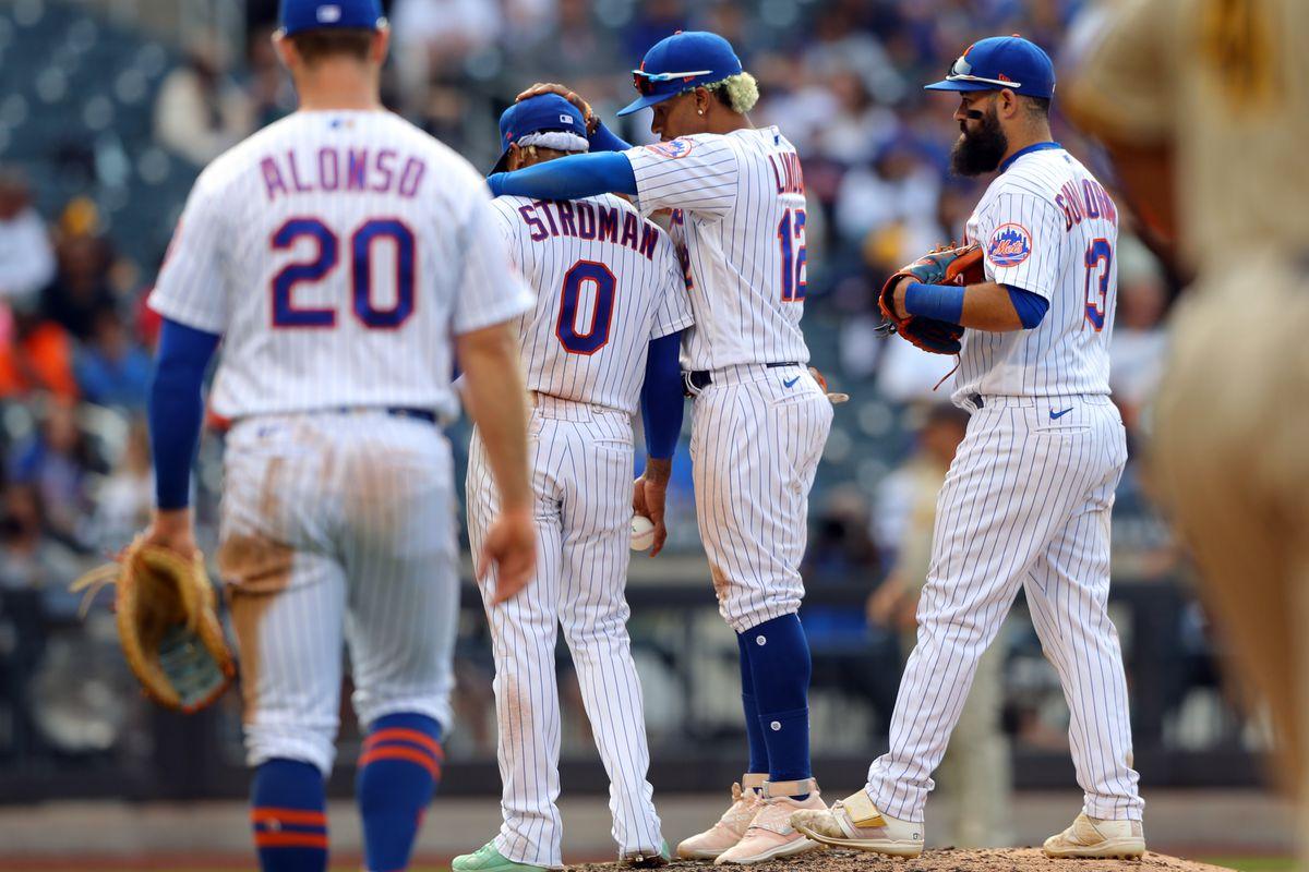 San Diego Padres v. New York Mets
