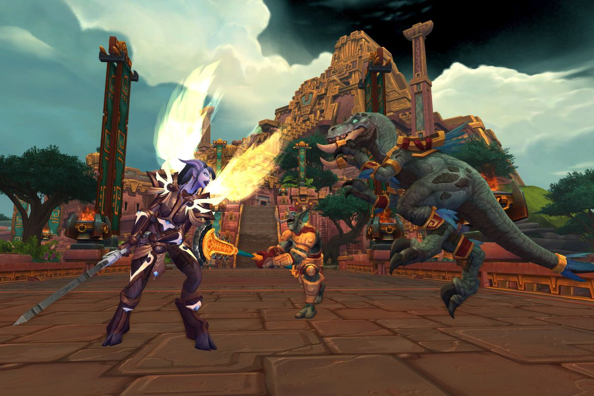 world of warcraft battle for azeroth s uldir raid releases sept 4