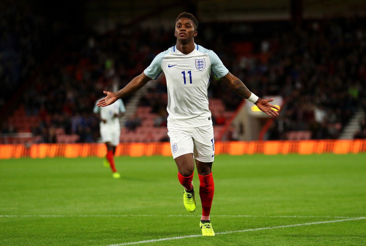 England v Latvia: UEFA Under 21 Championship Qualifiers