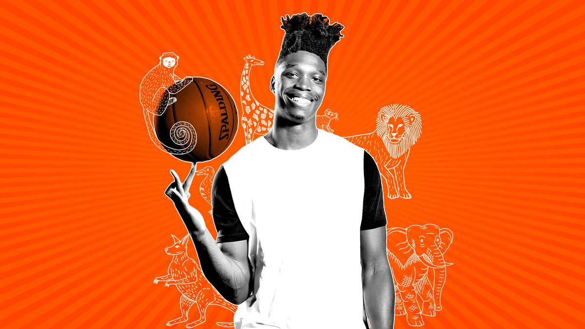 8fe4dc4a7 Lonnie Walker IV Is Out of This World - The Ringer