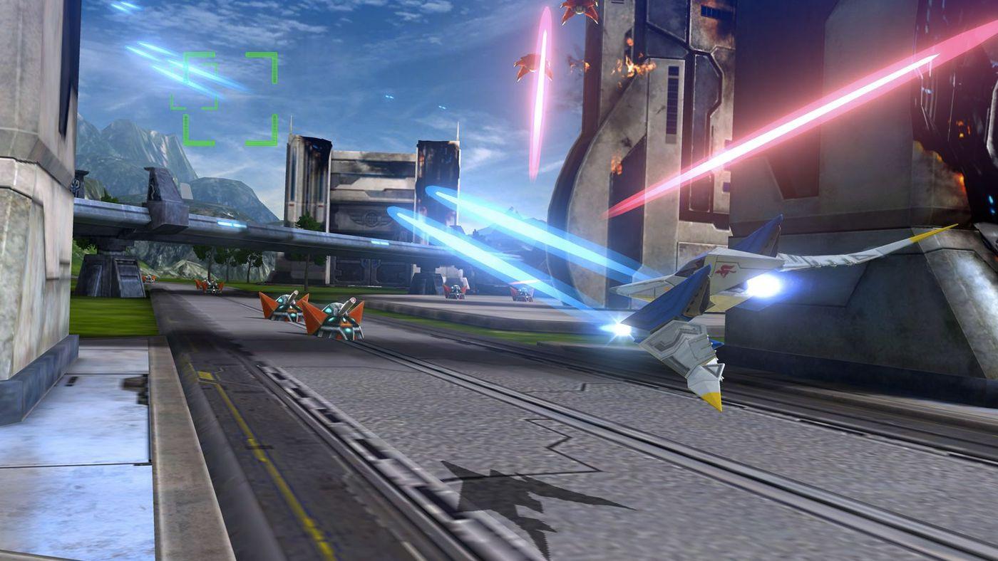 Star Fox Zero channels everything bad about Wii U game design - Polygon
