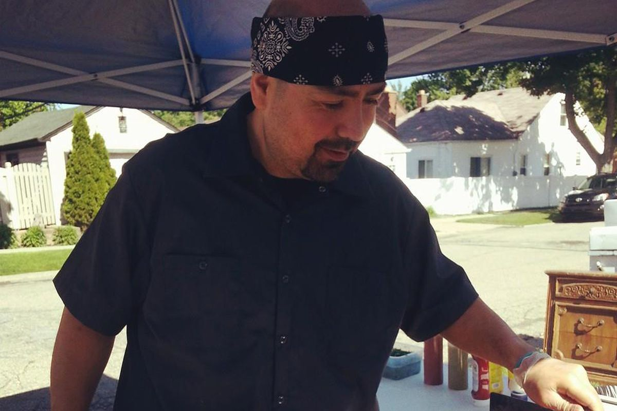 Salvador Zavala is the founder of Chavo's Tacos.