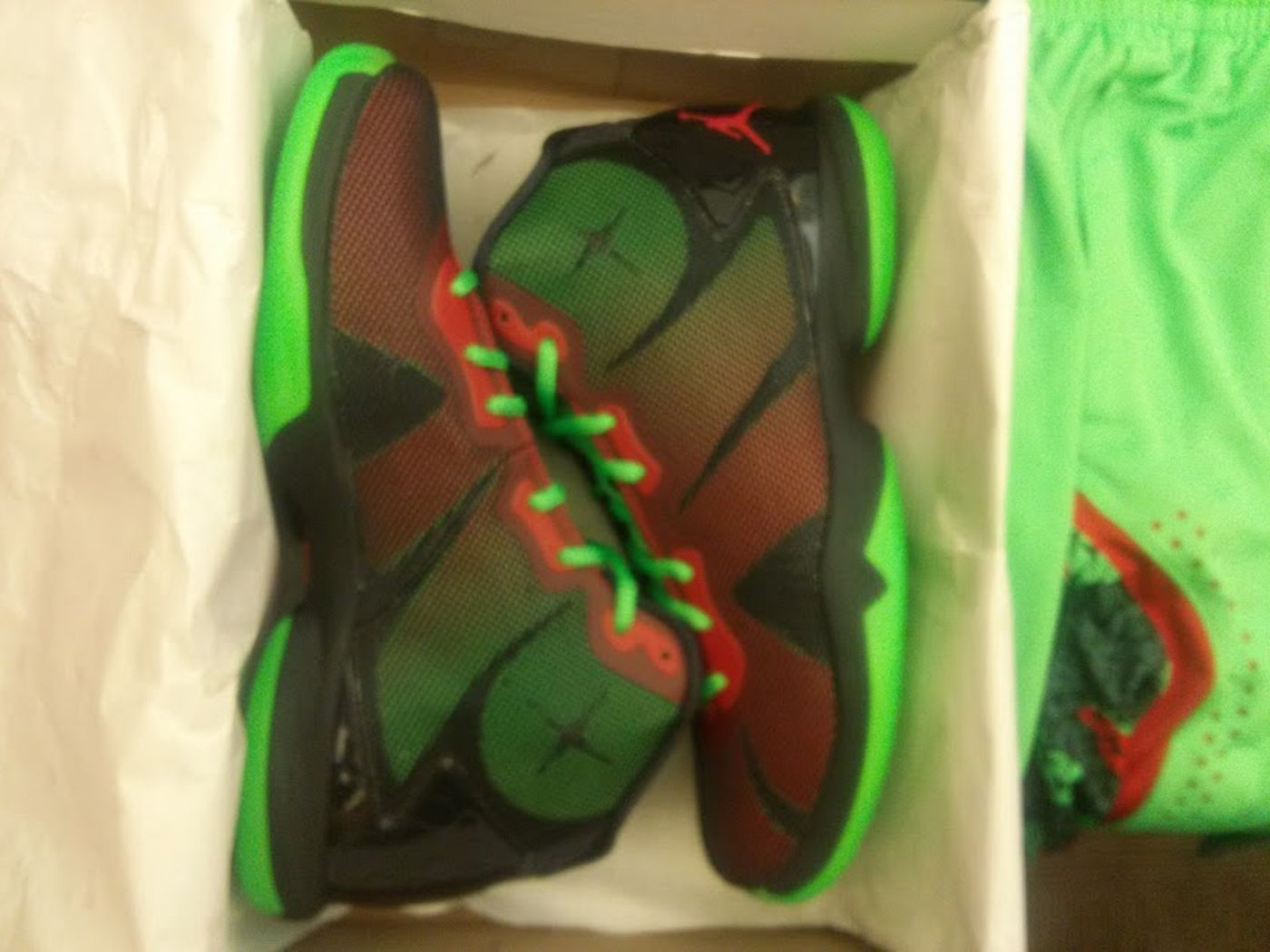 cf2d8550aae Blake Griffin, Superfly 4s and Marvin the Martian - Clips Nation