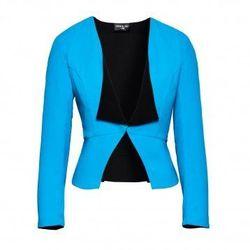 "<a href=""http://www.hmfashionstar.com/fashion-star-ep-5-jacket-designed-by-sarah/detail.php?p=369324&v=hm"">Fashion Star® Ep 5 Jacket Designed by Sarah</a>, at H&M for $29.95"