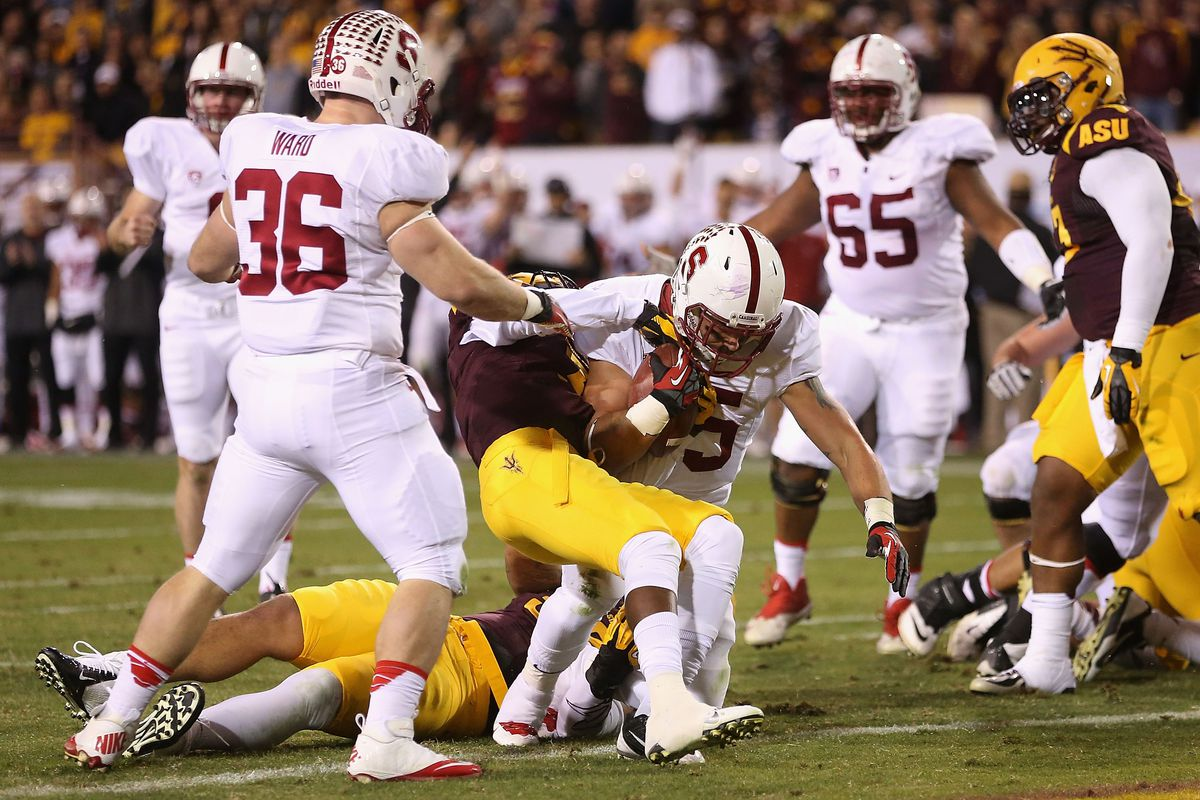 c089102bd From the Vault  Stanford-Arizona State 2013 - Rule Of Tree