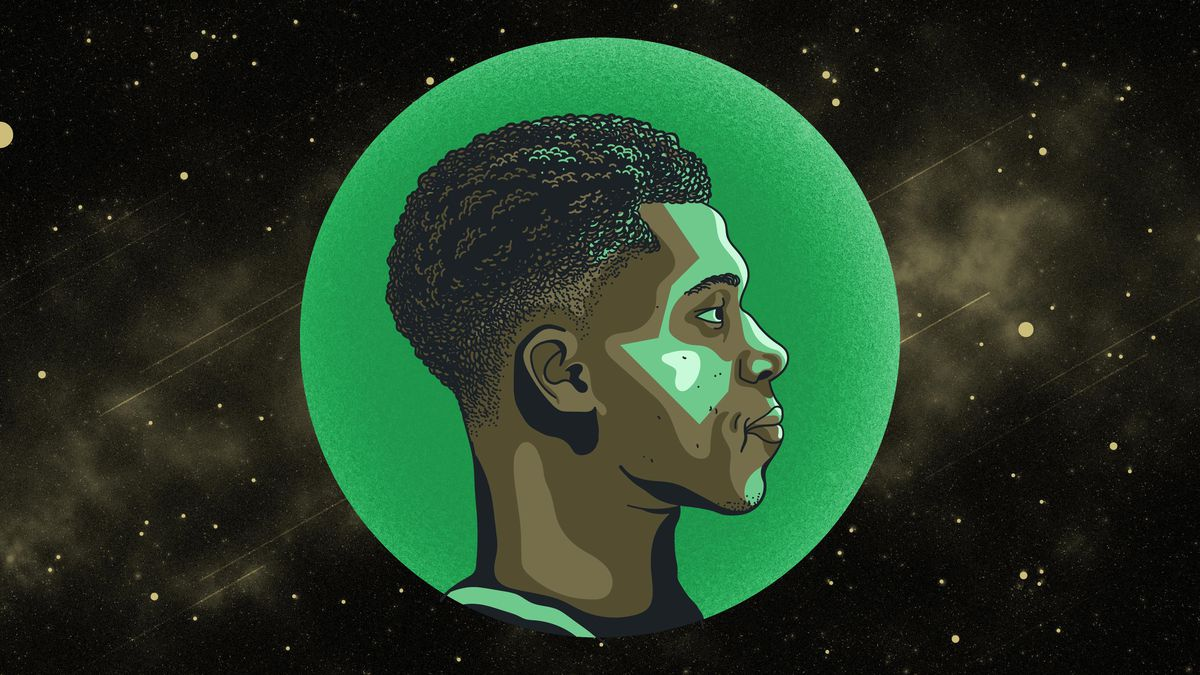 Star Track Giannis Antetokounmpo The Ringer