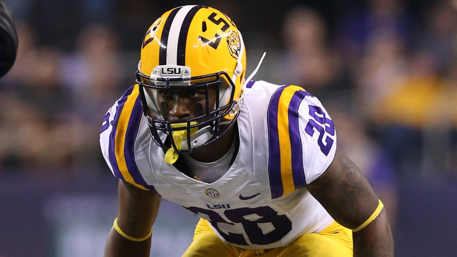 LSU safety Jalen Mills arrested, accused of punching woman ...