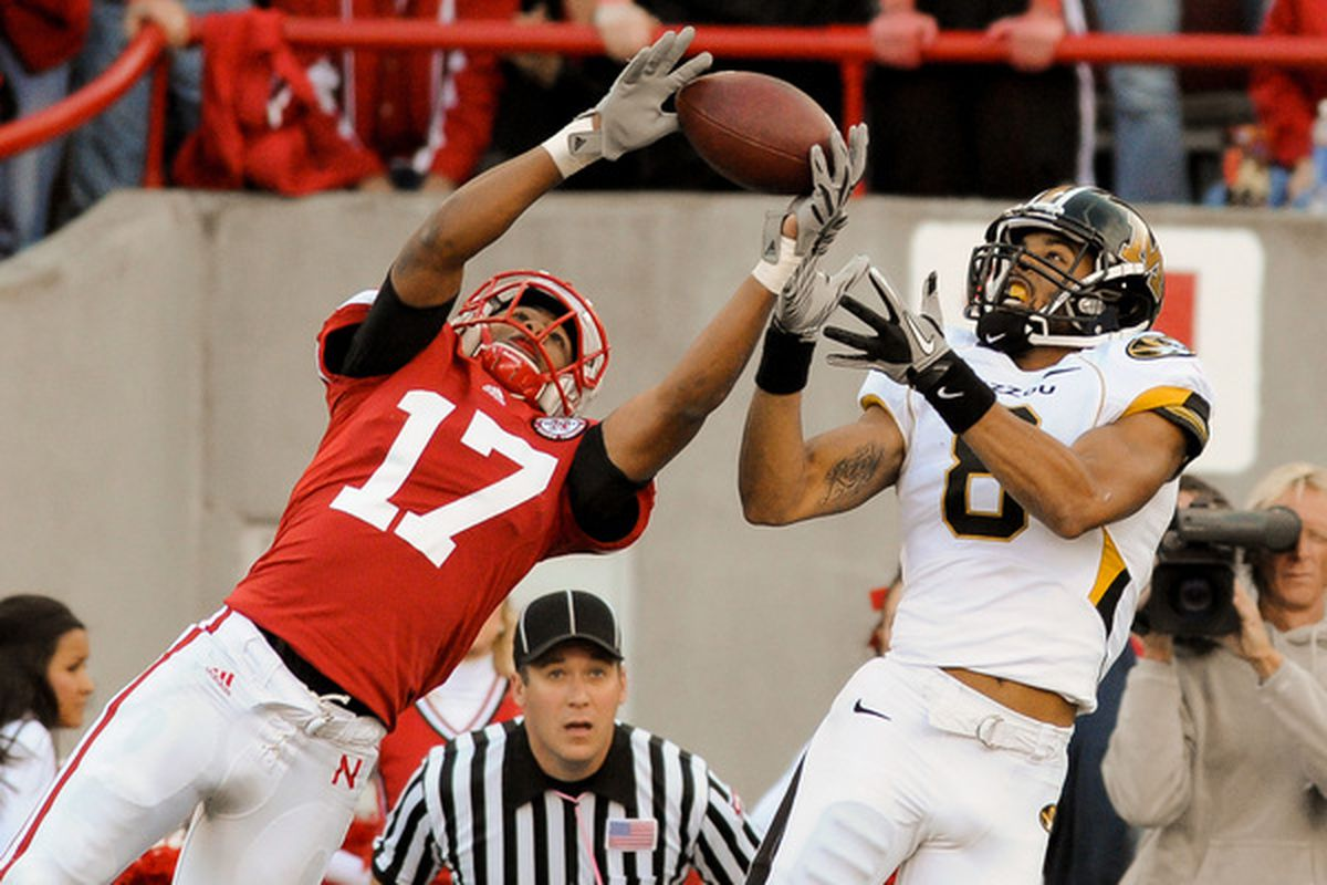 Cornerback Ciante Evans played very well as a freshman, but as sophomore in 2011 seemed lost. Husker coaches praised him as one of the most improved players in the spring.