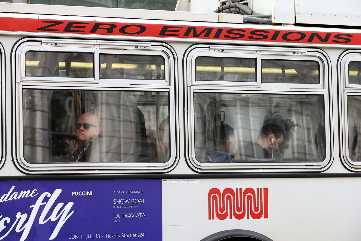 Day Two Of San Francisco Transit Workers' 'Sickout' Causes Commuting Delays Throughout City