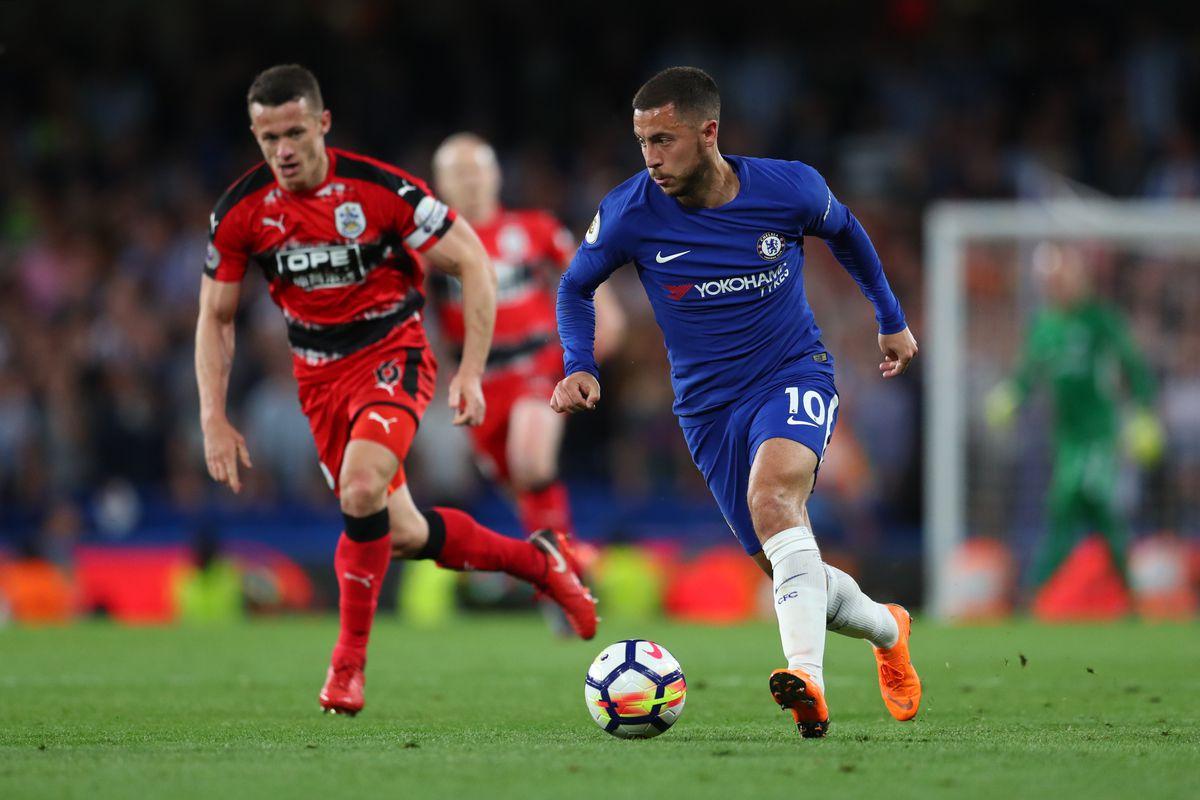 Chelsea v Huddersfield Town - Premier League