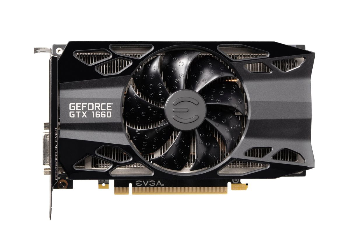 Nvidia's GTX 1660 is an affordable GPU that's better than