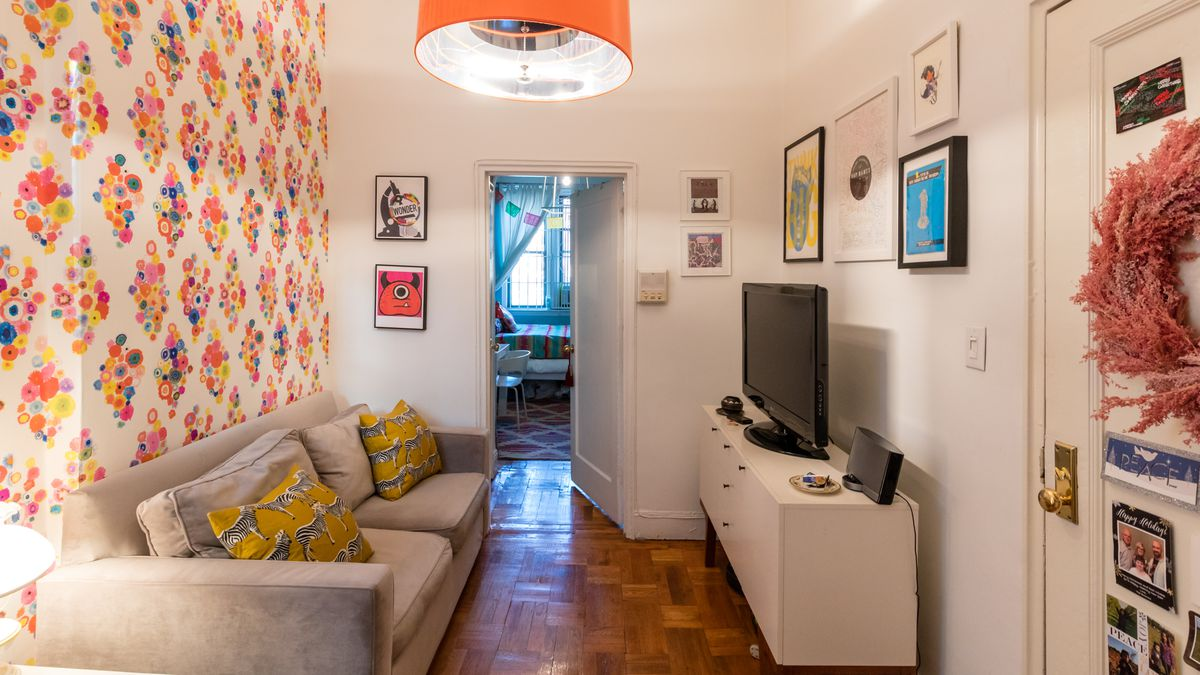 How A Quintessential East Village Pad Became A New Yorker S Colorful
