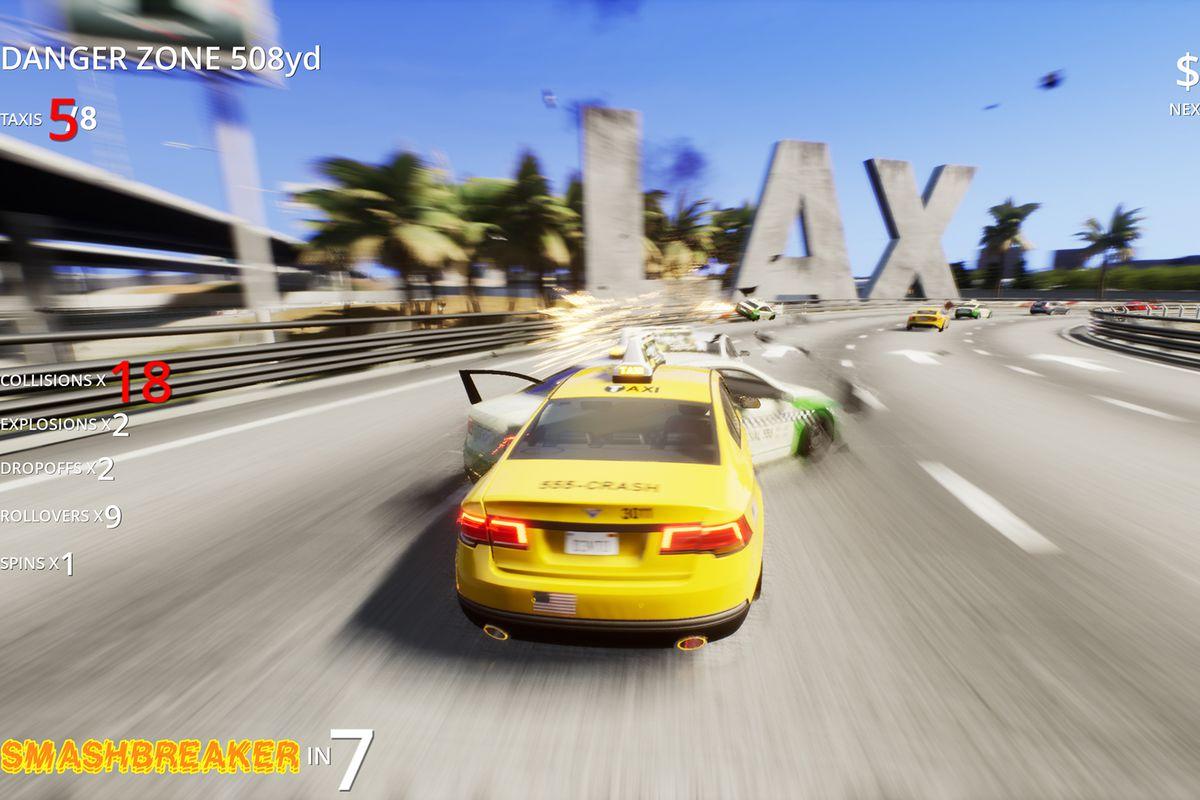 New Car Games >> Burnout Creators Announce Two New Car Destruction Games Polygon