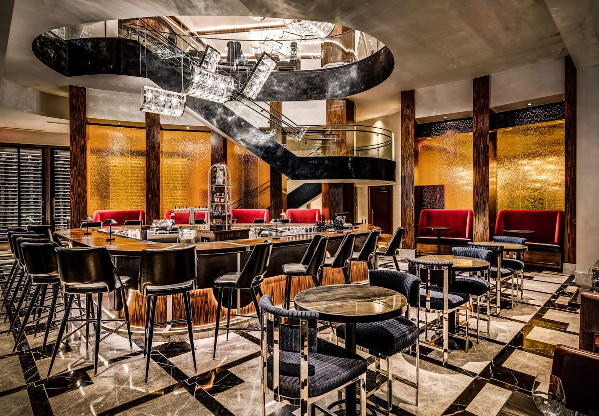 Century City S New 15 000 Square Foot Steakhouse Is