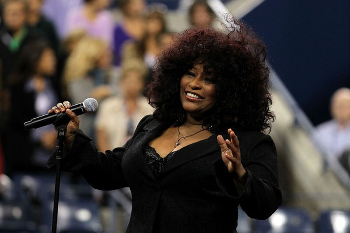 Instead of picture of Primoz Brezec, this is a picture of Chaka Khan.