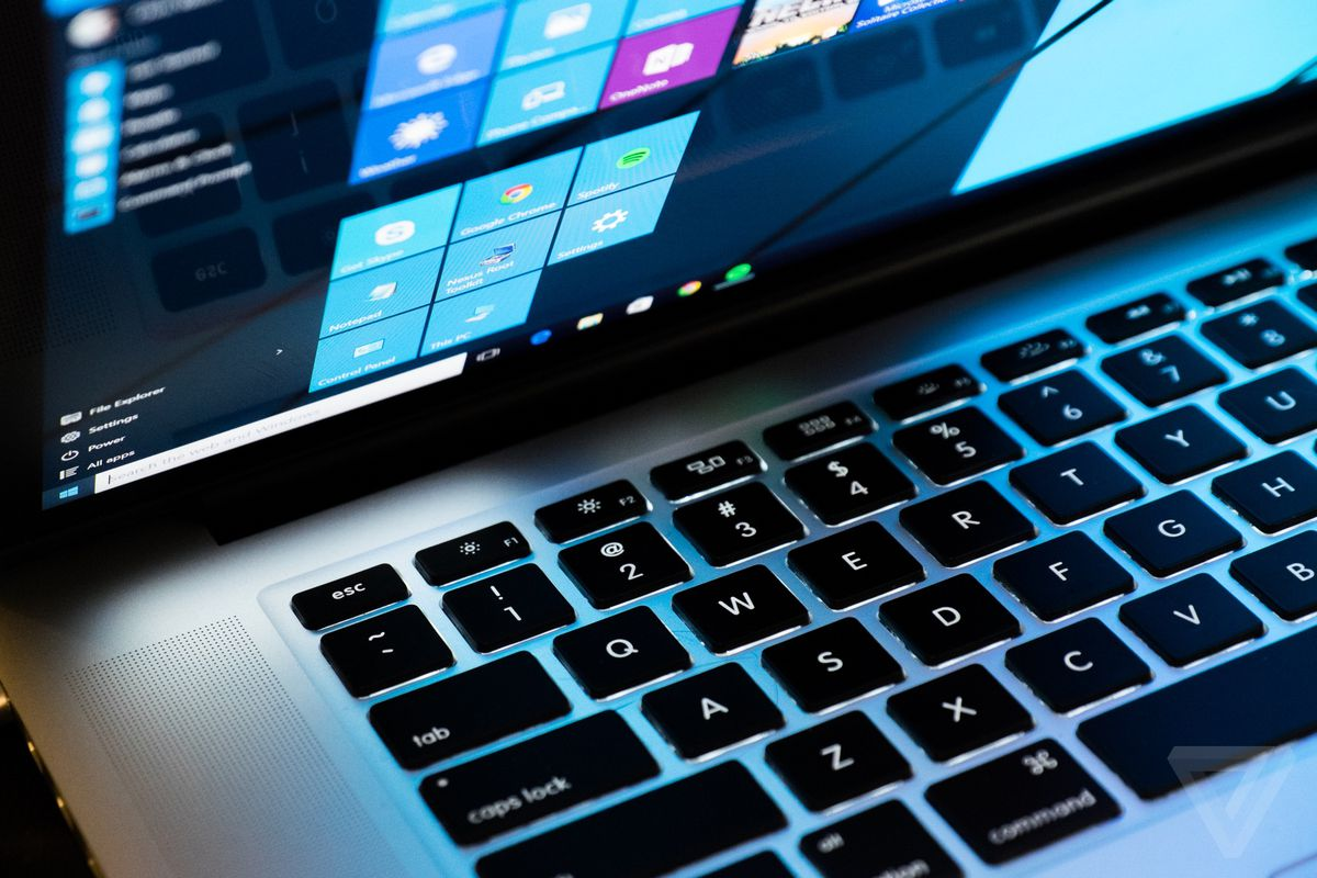 How to get Windows 10 on your Mac - The Verge