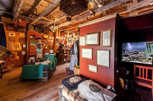 Pirate Shop Tour