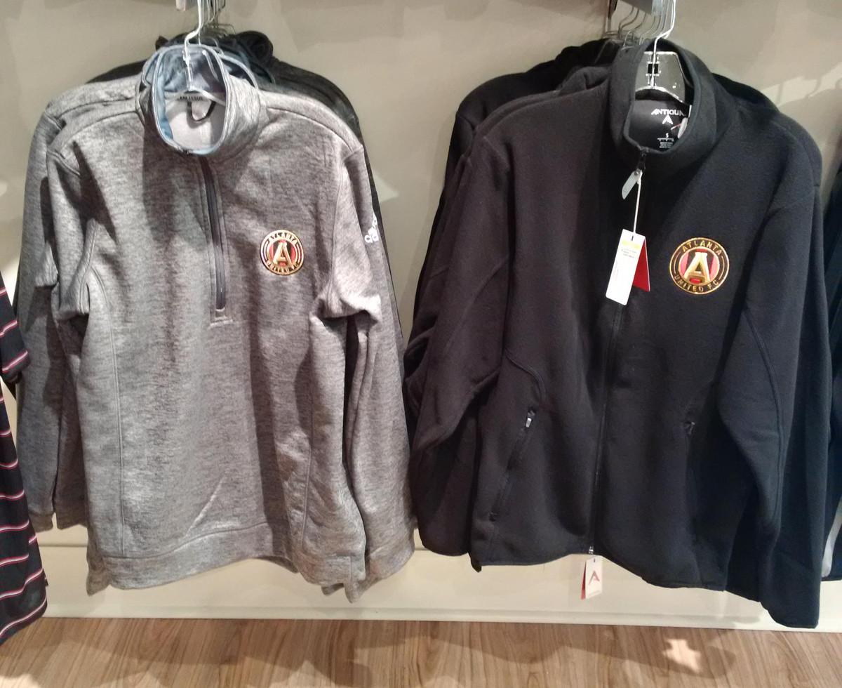 AUFC jackets
