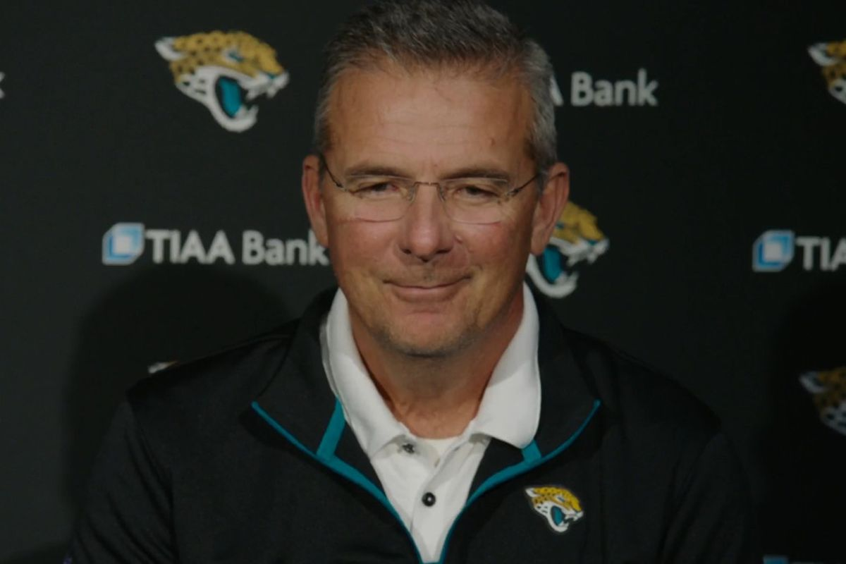 6 takeaways from Jaguars HC Urban Meyer's introductory press conference -  Big Cat Country