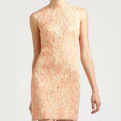 "<b>Dolce and Gabbana</b> Jacquard dress, <a href=""http://www.saksfifthavenue.com/main/ProductDetail.jsp?FOLDER%3C%3Efolder_id=2534374306418059&PRODUCT%3C%3Eprd_id=845524446500333&R=8051043055214&P_name=Dolce+%26+Gabbana&N=306418059&bmUID=jvBt9PX"">$1,475</"