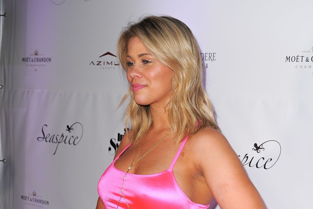 SI Swimsuit On Location After Party