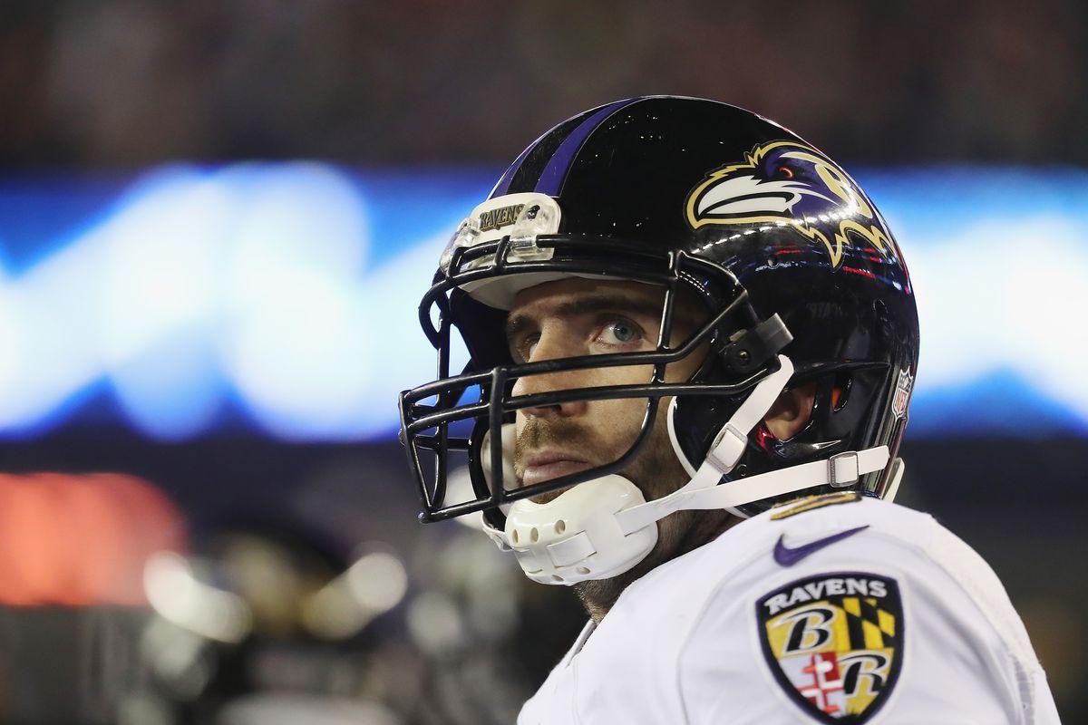 A Future without Joe Flacco Baltimore Beatdown
