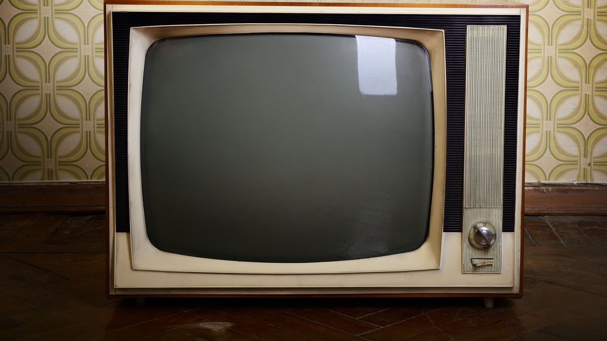 Watch some television this weekend. It's good for you.