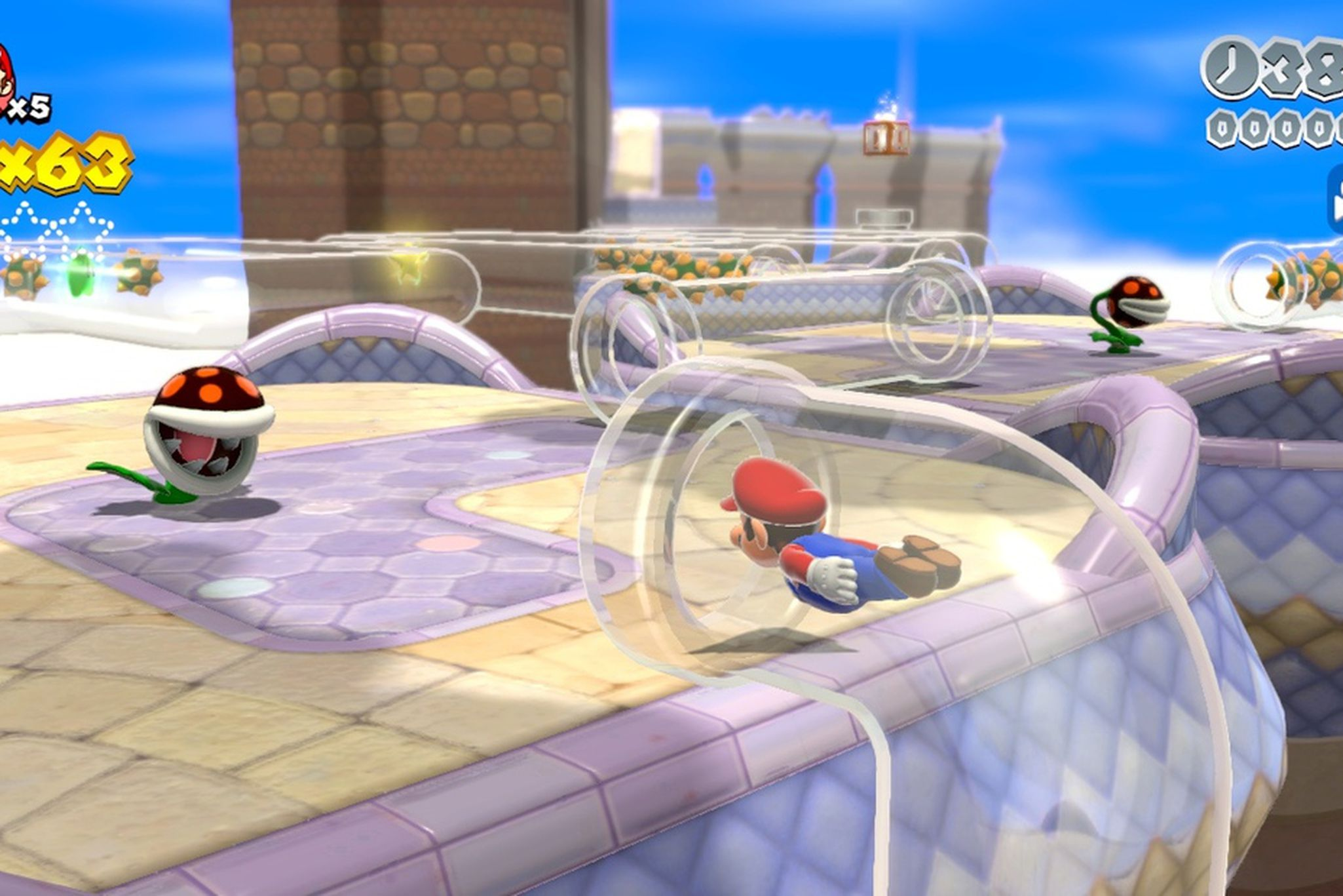 Super Mario 3D World' is the best reason to own a Wii U