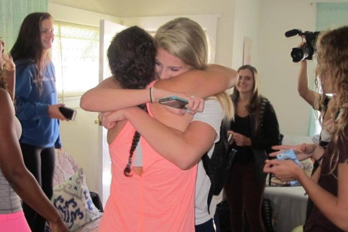 Savannah Rennie returns to Cal