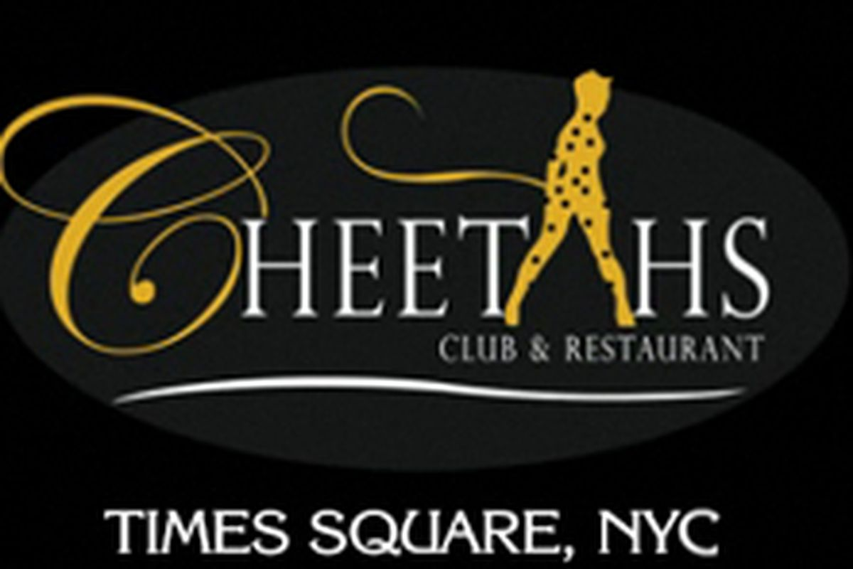 Cheetahs to Reopen 'Charlie Sheen' Naked Sushi Room
